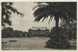 63-33 Germany Deutschland Dresden Grossen Garten Palais - Germania
