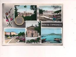 M8801 Lazio CAPRANICA Viterbo 1960 Non Viaggiata - Italia
