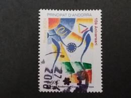 Andorre Français > 2002-... > Oblitérés N° 602 - Used Stamps