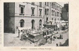 ***  NAPOLI   Lavanderia A Piazza Francese - Unused TTBE - Napoli