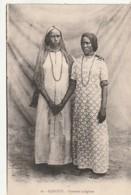***  DJIBOUTI FEMMES INDIGENES -TTB  Neuve - Djibouti