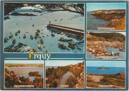 Côte D ' Armor :ERQUY : Vues   1973 - Erquy