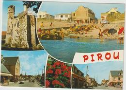 Manche : PIROU  : Vue  1973 - France