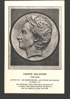 Casimir Delavigne - 1793 - 1843 - Ecrivains