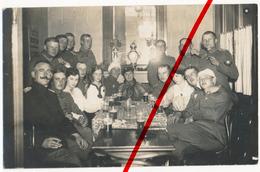 Original Foto - Antwerpen Mariaburg - Sint-Mariaburg - Ca. 1915 - Mit Namen! - Antwerpen