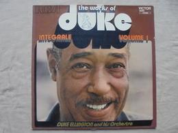 Disque Vinyle 33 T - Duke ELLINGTON And His Orchestra - Jazz