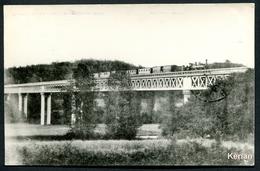 Ancienne Reproduction D'une CPA - Près Mirande - Viaduc De Laas - Voir 2 Scans - Mirande