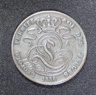 BELGIE LEOPOLD I 5 CENTIEM   1856   MOOIE KWALITEIT   4 SCANS - 1831-1865: Léopold I