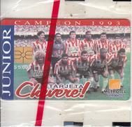 COLOMBIA - Junior FC 1993, Metrotel Telecard $5000, Mint - Kolumbien