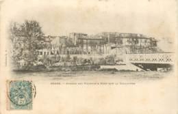 13 - GRANS - Tilleuls Et Pont En 1904 - Autres Communes