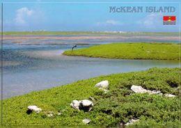 1 AK Kiribati * McKean Island - Die Insel Gehört Zur Phoenix Islands Protected Area - Seit 2010 UNESCO Weltnaturerbe * - Kiribati