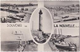 11. Pf. Souvenir De LA NOUVELLE. 5 Vues - Port La Nouvelle