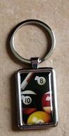 Porte-clefs Billard - Billiards