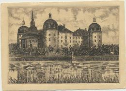 63-72 Germany Deutschland Dresden Jagdschloss Moritzburg Handabzug - Other