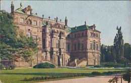 63-83 Germany Deutschland Dresden Palais Garten Sent To Russia 1912 - Vari