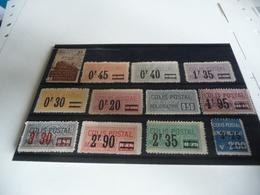 FRANCE COLIS POSTAUX - Paketmarken