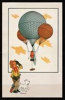 "Tintin / Chromo "" Voir Et Savoir "" Par Hergé : L' Aérostation N° 21 - Edition Du LOMBARD ( Voir Photos ). - Chromos"