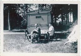 Photo Originale Camionnette Citroën - Automobiles