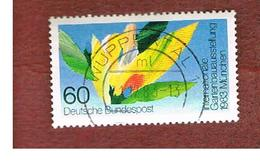 GERMANIA (GERMANY) - SG 2024 - 1983  INT. HORTICULTURAL SHOW   -   USED - [7] République Fédérale