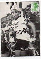 CYCLISME TOUR  DE  FRANCE EDDY MERCKX AVEC CACHET 50ème CIRCUIT DE L'AULNE - Cycling
