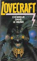 Presses Pocket N°2259 - L'horreur Dans Le Musée - H. P. Lovecraft - 1975 TB - Toverachtigroman