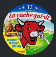 """Etiquette Fromage La Vache Qui Rit   """" Astérix & Obélix Deviens Un Héros Du Film 12  Portions  """" - Cheese"""