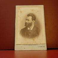 Photograph (10.5x6.5cm~) Camacho - Lisboa - Portugal - Anciennes (Av. 1900)