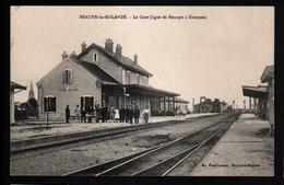 45, Beaune La Rolande, La Gare ( Ligne De Bourges à Etampes) - Beaune-la-Rolande