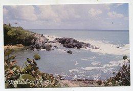 TRINIDAD & TOBAGO - AK 350928  Trinidad's North East Coast - Trinidad