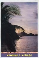 TRINIDAD & TOBAGO - AK 350929 Sunrise Over Angel Reef - Trinidad