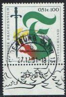BRD, 2001, MiNr 2207, Gestempelt - Gebraucht