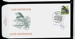FDC Du N° 2654  Gobe-Mouche Noir    / Bonte Vliegenvanger   Obl.  4900 Spa 29/06/96 - 1985-.. Oiseaux (Buzin)