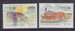 Europa Cept 1990 Finland 2v ** Mnh (42932H) - 1990