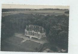 Flixecourt (80) : Vue Aérienne Au Niveau Du Chateau De Ville-le-Marclet En 1960 GF. - Flixecourt