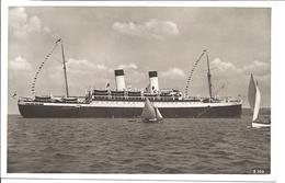 "M.S. ""Monte Olivia""  Schifspost 03-02-1940 - Germania"