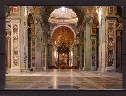 72f * CITTA DEL VATICANO * INNENANSICHT DER PETERSKIRCHE **!! - Vatikanstadt