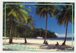 TRINIDAD & TOBAGO - AK 350944 Trinidad - Maracas Bay - Quiet Anchorage In Front Of Maracas Bay Hotel - Trinidad