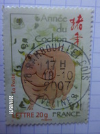 FRANCE N°4001 - ANNÉE DU COCHON - Astrologie