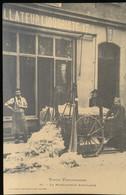 Reproduction Cecodi ---  Types Toulousaines -- La Matelassiere Ambulante - Marchands Ambulants