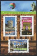 N° 3598 3599 & 3604, Faciale 3x0,50 €, Issu Du BF 61, La France à Voir N°2 - Neufs