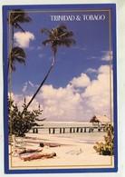 TRINIDAD & TOBAGO - AK 350968 Tobago - Pigeon Point - Trinidad