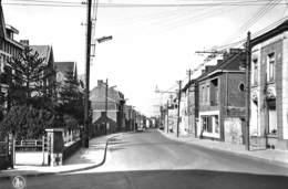 Anderlues - Rue De La Station (Edit. Papeterie Samain) - Anderlues