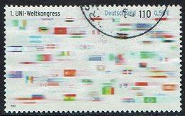 BRD, 2001, MiNr 2215, Gestempelt - Gebraucht