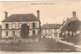 CPA Nonant Le Pin Ecole Des Garçons 61 Orne - Altri Comuni