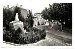 11 - B25022CPA - QUILLAN - Monument Aux Morts - Très Bon état - AUDE - Unclassified