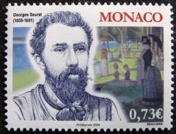 """Monaco YT 2688 """" Georges Seurat """" 2009 Neuf** - Monaco"""