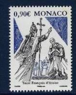 "Monaco YT 2687 "" Franciscains "" 2009 Neuf** - Monaco"