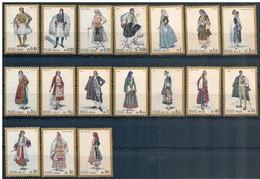 Grecia/Greece/Grèce: Costumi Regionali, Regional Costumes, Costumes Régionaux - Costumi