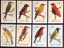 Sierra Leone 1988 Birds MNH - Vögel