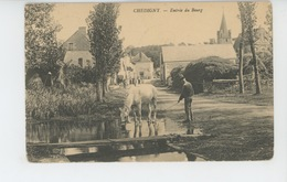 CHEDIGNY - Entrée Du Bourg - Altri Comuni